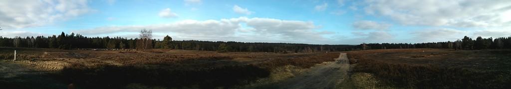 Geocaching Panorama