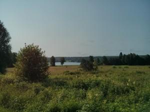 Blick auf den Möckeln bei Karlskoga