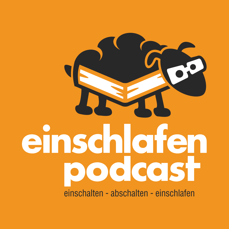 Einschlafen Podcast Logo